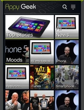 Appy Geek – Tech News Ekran Görüntüleri - 2