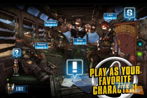Borderlands Legends HD Ekran Görüntüleri - 1