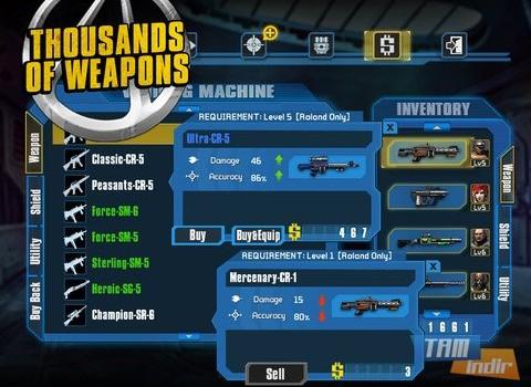 Borderlands Legends HD Ekran Görüntüleri - 2
