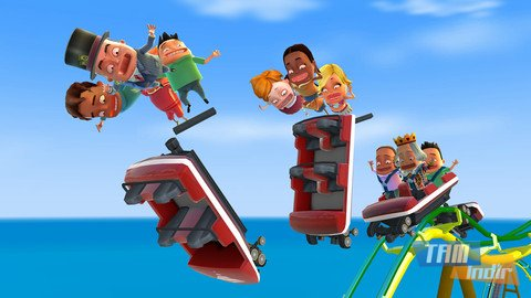 Coaster Crazy Ekran Görüntüleri - 1