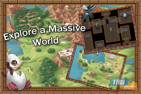 Dragon Island Blue Ekran Görüntüleri - 1