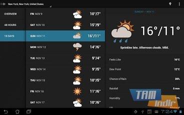 Eye In Sky Weather Ekran Görüntüleri - 2
