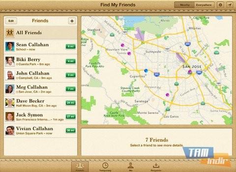 Find My Friends Ekran Görüntüleri - 2