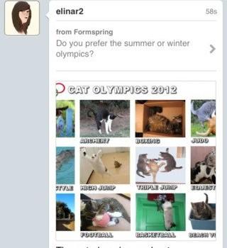 Formspring Mobil Ekran Görüntüleri - 3