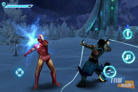 Iron Man 2 Ekran Görüntüleri - 4