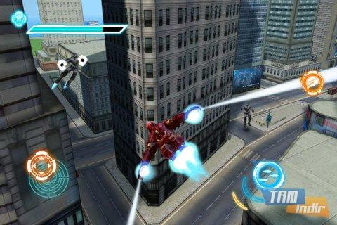 Iron Man 2 Ekran Görüntüleri - 2