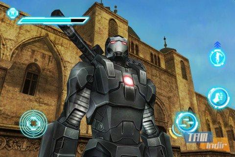 Iron Man 2 Ekran Görüntüleri - 1