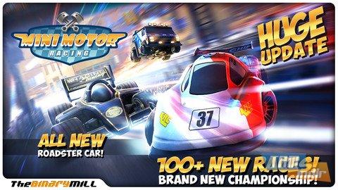Mini Motor Racing Ekran Görüntüleri - 4