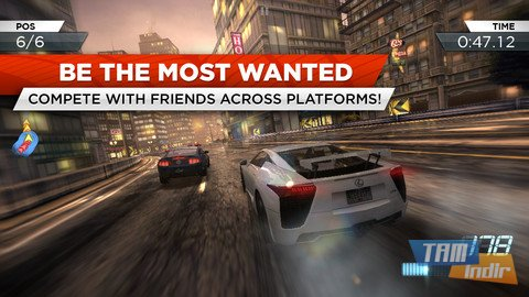 Need for Speed Most Wanted Ekran Görüntüleri - 3