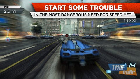 Need for Speed Most Wanted Ekran Görüntüleri - 4