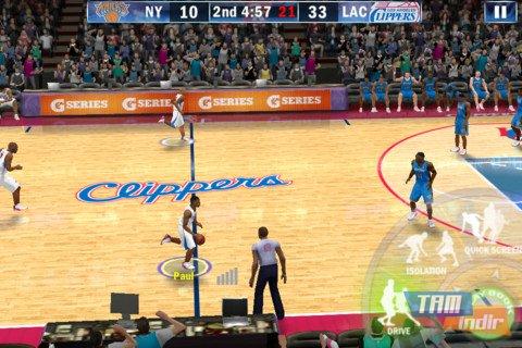 NBA 2K13 Ekran Görüntüleri - 1