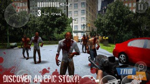 N.Y.Zombies 2 Ekran Görüntüleri - 1