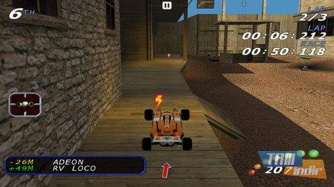 Re-Volt Classic Ekran Görüntüleri - 1