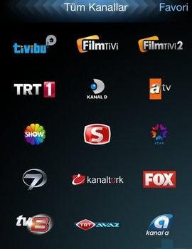 Tivibu Ev Ekran Görüntüleri - 1