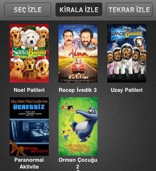 Tivibu Cep Ekran Görüntüleri - 1