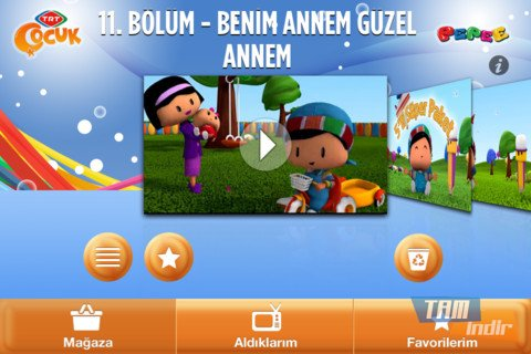 TRT PepeeTV Ekran Görüntüleri - 3
