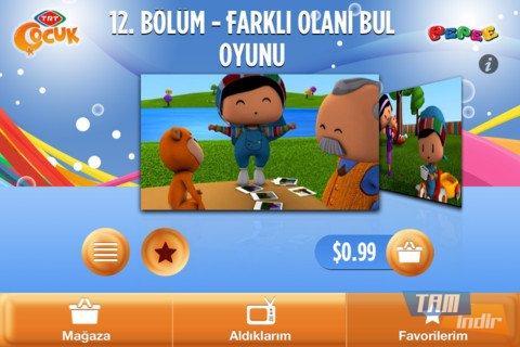 TRT PepeeTV Ekran Görüntüleri - 2