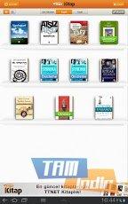 TTNET Kitap Ekran Görüntüleri - 1