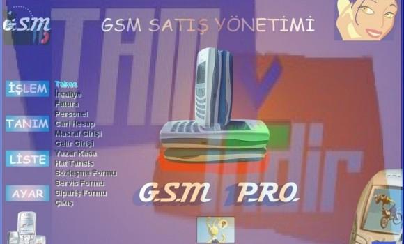 Gsm Pro v2.40 Ekran Görüntüleri - 1