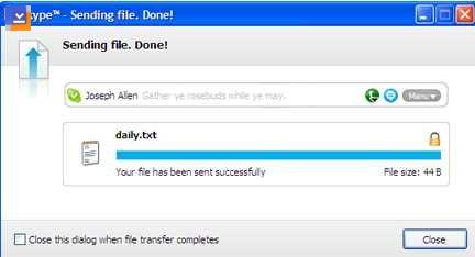 Skype (Linux) Ekran Görüntüleri - 3
