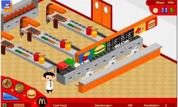 Mc Donald's Video Game Ekran Görüntüleri - 1
