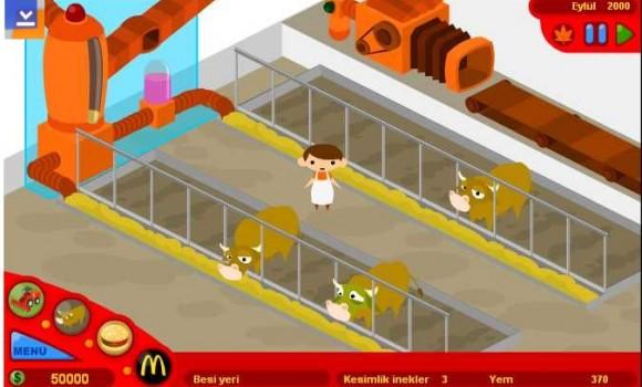 Mc Donald's Video Game Ekran Görüntüleri - 2