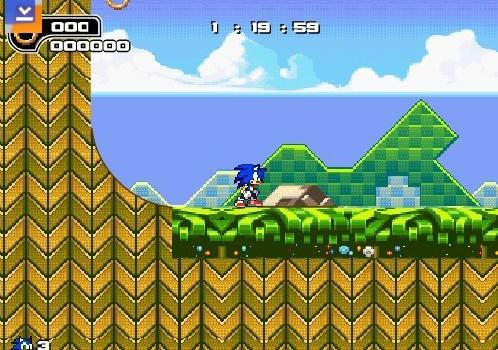 Odesa Sonic Game Ekran Görüntüleri - 1