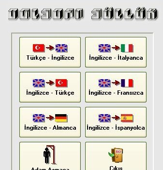 OGZSoft Sözlük Ekran Görüntüleri - 1