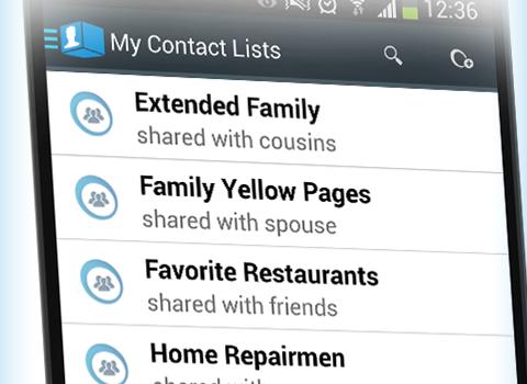 ContactBox Ekran Görüntüleri - 5