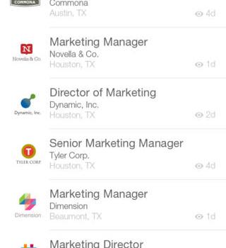 LinkedIn Job Search Ekran Görüntüleri - 2