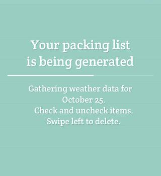 PackPoint Ekran Görüntüleri - 2