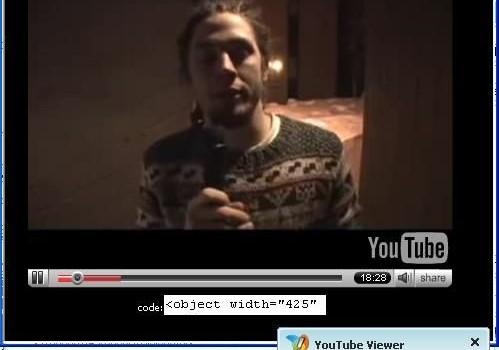 YouTube Viewer 1.1 Ekran Görüntüleri - 1
