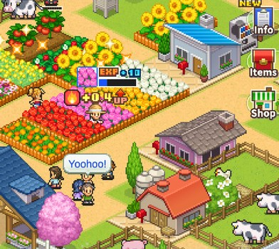 8-Bit Farm Ekran Görüntüleri - 4