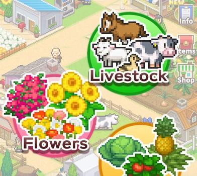 8-Bit Farm Ekran Görüntüleri - 3