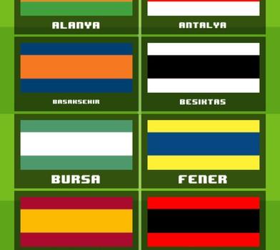 8bit Türkiye Futbol Ligi Oyunu Ekran Görüntüleri - 1