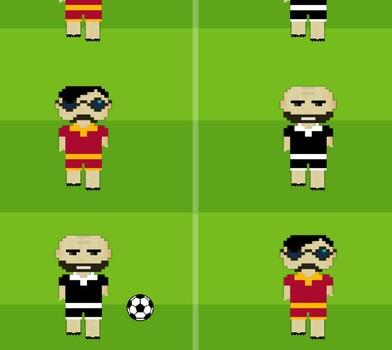 8bit Türkiye Futbol Ligi Oyunu Ekran Görüntüleri - 3