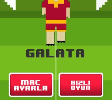 8bit Türkiye Futbol Ligi Oyunu Ekran Görüntüleri - 5
