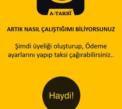 @Taksi Ekran Görüntüleri - 2