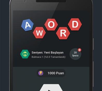 A Word Kelime Oyunu Ekran Görüntüleri - 5