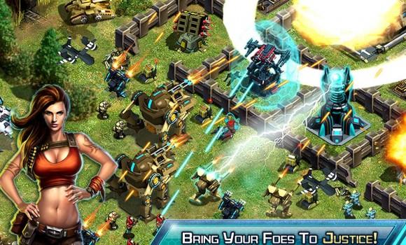 Alliance Wars: World Domination Ekran Görüntüleri - 4