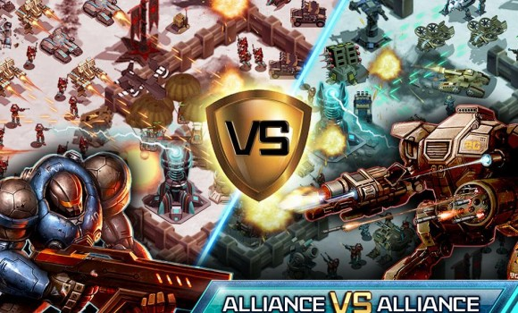 Alliance Wars: World Domination Ekran Görüntüleri - 3