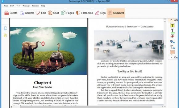 ApowerPDF Ekran Görüntüleri - 2