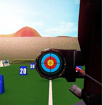 Archery Training Heroes Ekran Görüntüleri - 2
