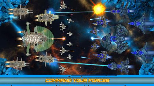 Armada Commander Ekran Görüntüleri - 3