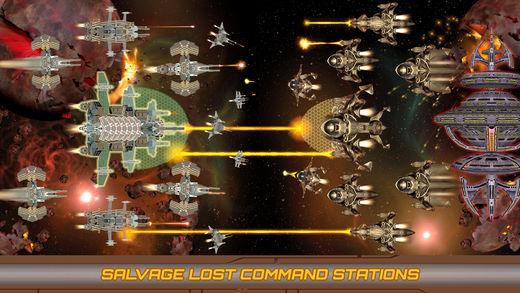 Armada Commander Ekran Görüntüleri - 2