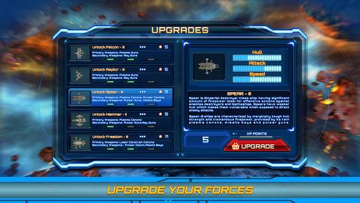 Armada Commander Ekran Görüntüleri - 1
