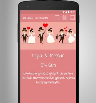 Aşk Sayacı - Love Counter Ekran Görüntüleri - 5