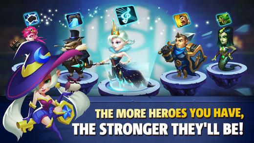 Avengers Battle:Hero Saga Ekran Görüntüleri - 1