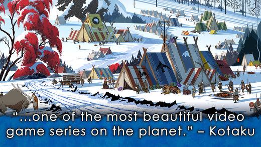 Banner Saga 2 Ekran Görüntüleri - 3