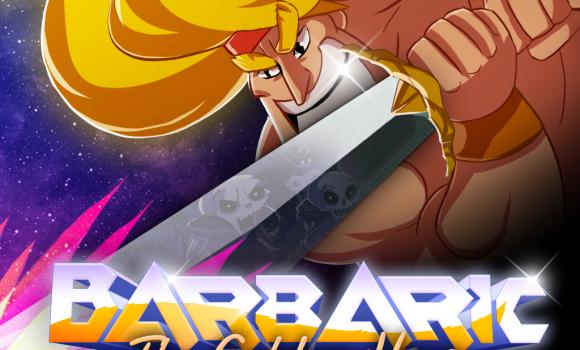 Barbaric: The Golden Hero Ekran Görüntüleri - 3
